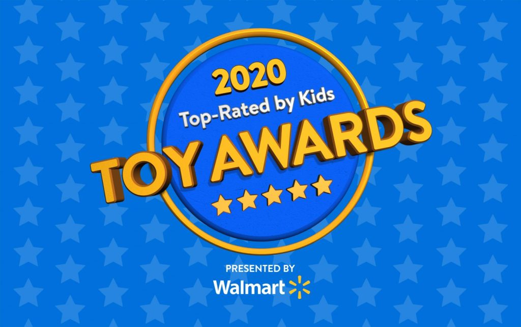 2020 Top Rated by Kids Toy Awards Show