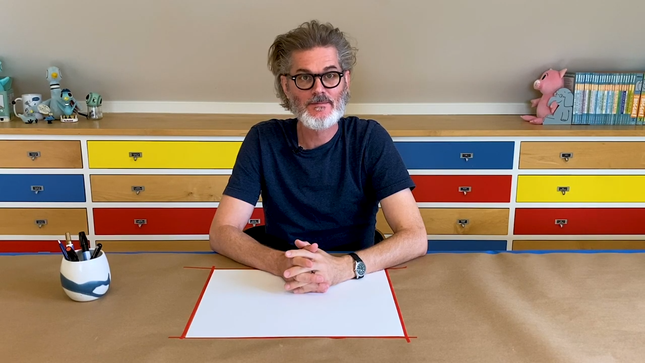 Mo Willems & the National Symphony Orchestra Launch Democracy Doodle 2020