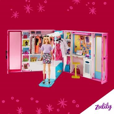 Barbie Dream Closet & Doll by Barbie