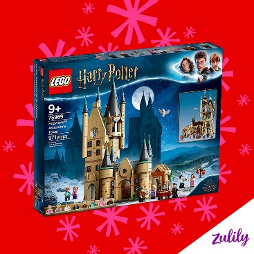 LEGO® Harry Potter™ Set - Hogwarts™ Astronomy Tower by the LEGO Group