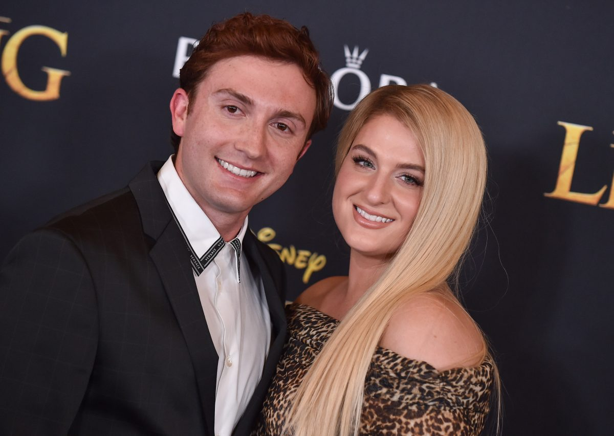 It's a…! Meghan Trainor Reveals Sex of First Baby with Daryl Sabara