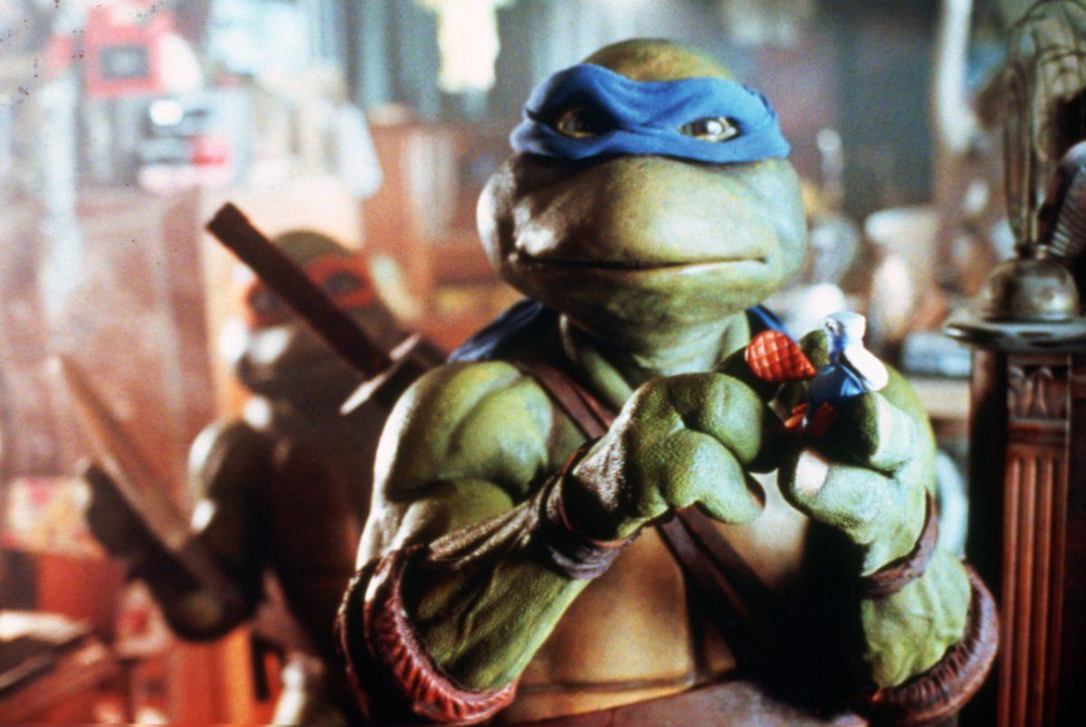 """""""Teenage Mutant Ninja Turtles"""" Returns to Movie Theaters this November"""