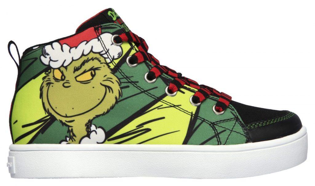 Grinch Skechers