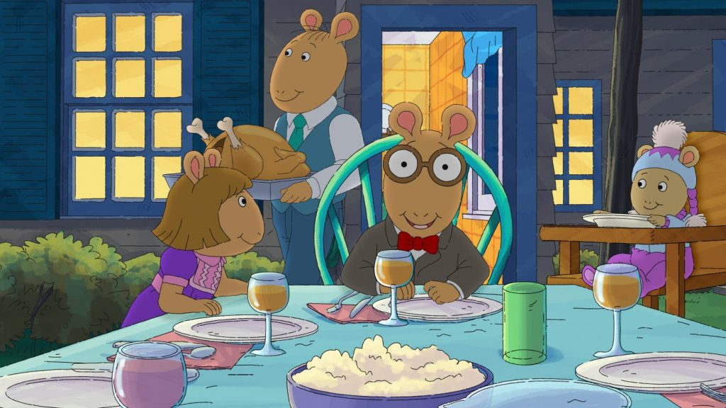 Arthur Thanksgiving