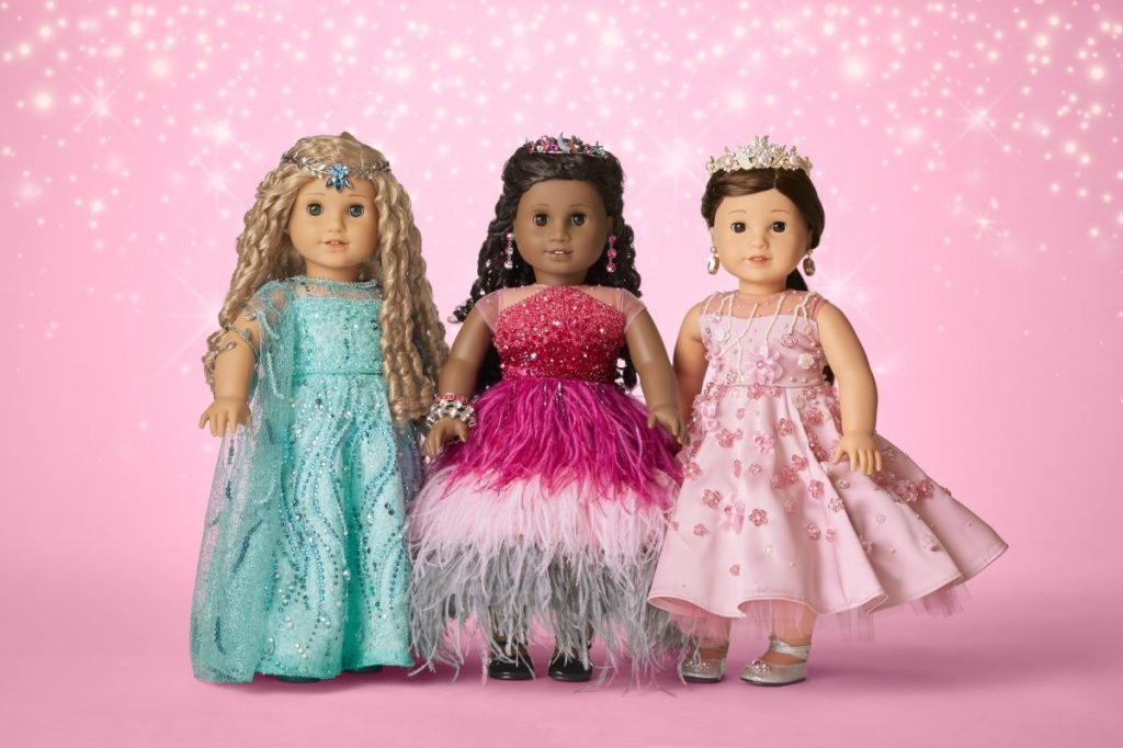 American Girl auction