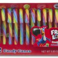 Froot Loops Candy Canes