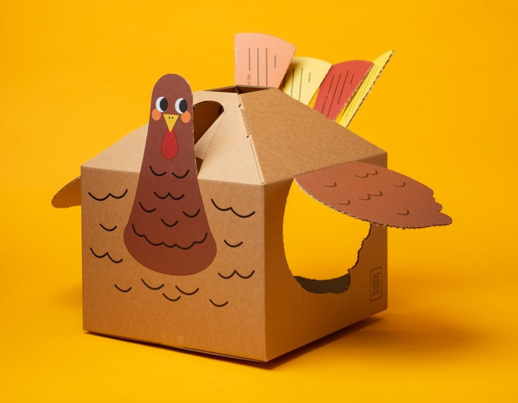 Hello Bello Turkey Box