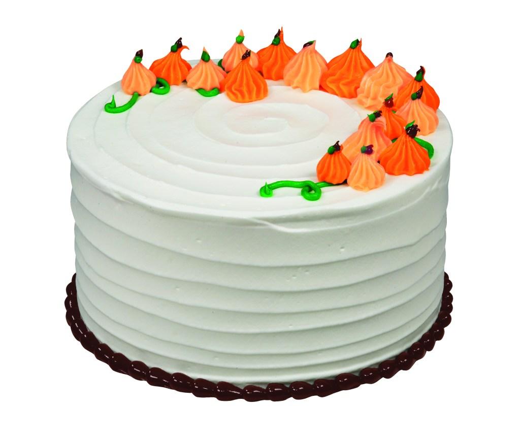 Harvest Swirl Cake