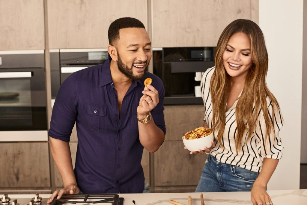 Chex Teams Up With Chrissy Teigan & John Legend to Make the Holidays a Little Sweeter