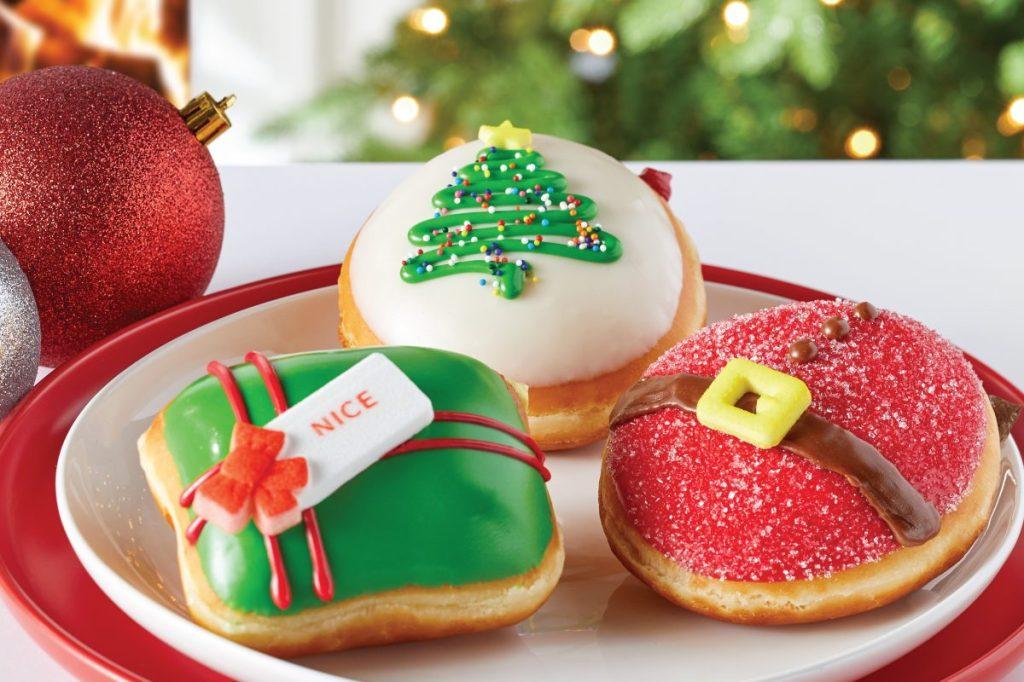 Krispy Kreme Nice List