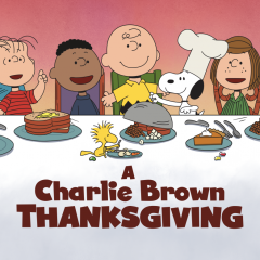 Charlie Brown Thnaksgiving