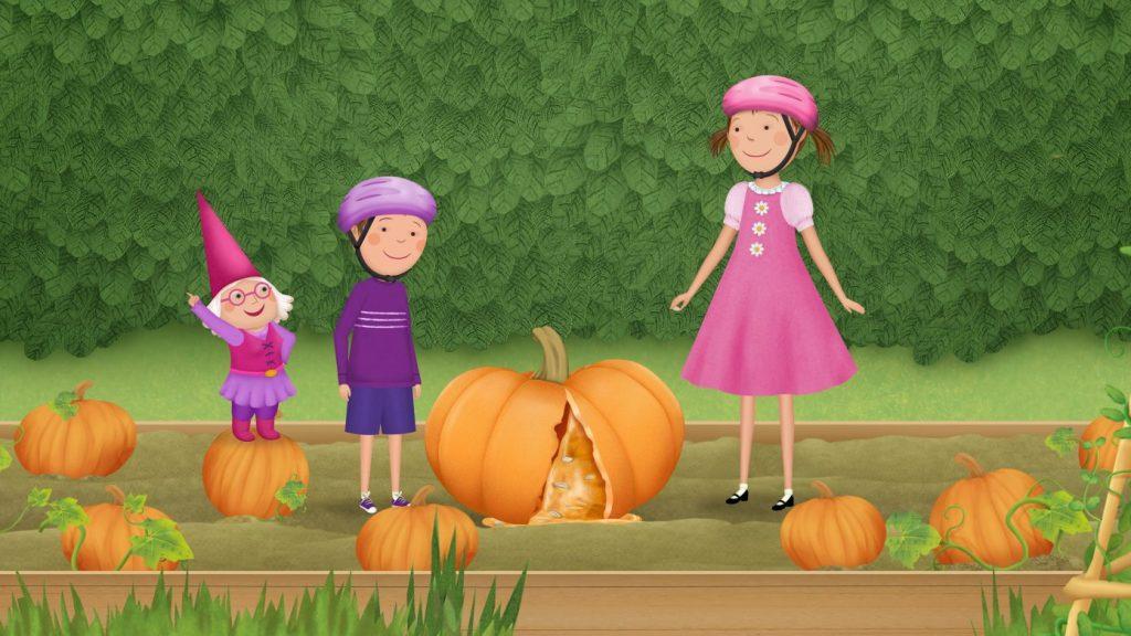 Pinkalicious & Peteriffic Thanksgiving