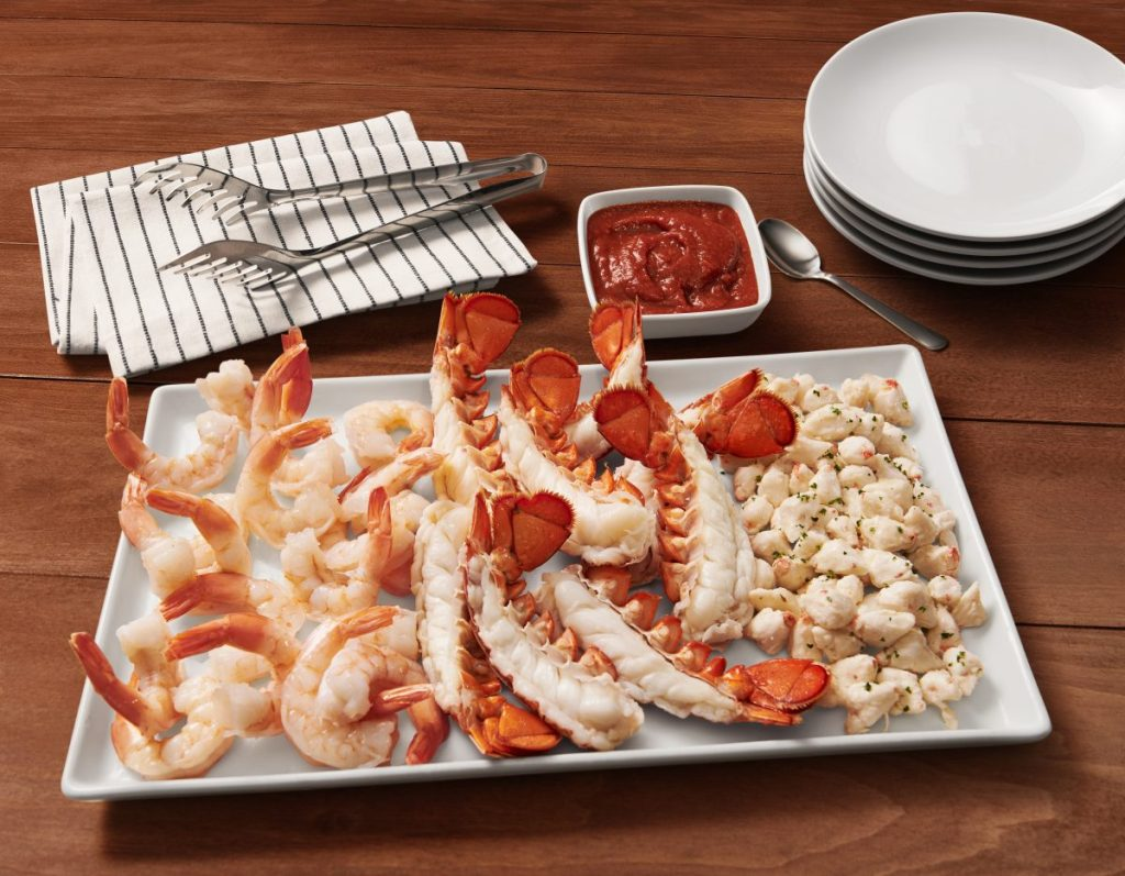 Red Lobster holiday