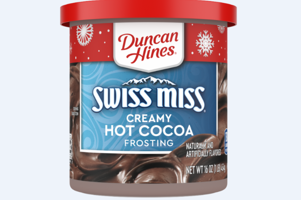 Hot Cocoa Frosting