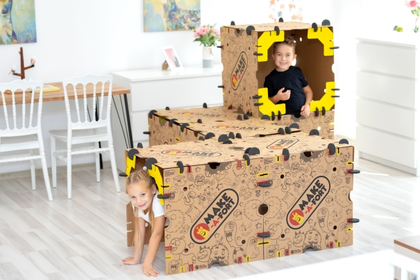 20 Epic Indoor Forts They'll Never Want to Leave