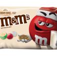 Sugar Cookies M&M'S