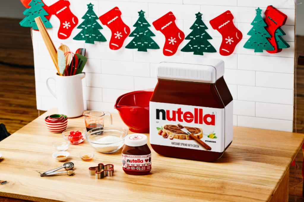 Nutella DIY Breakfast Kit