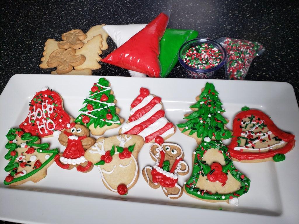 Sam's Club DIY Cookie Kit