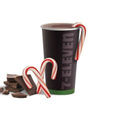 7-Eleven Candy Cane Cocoa