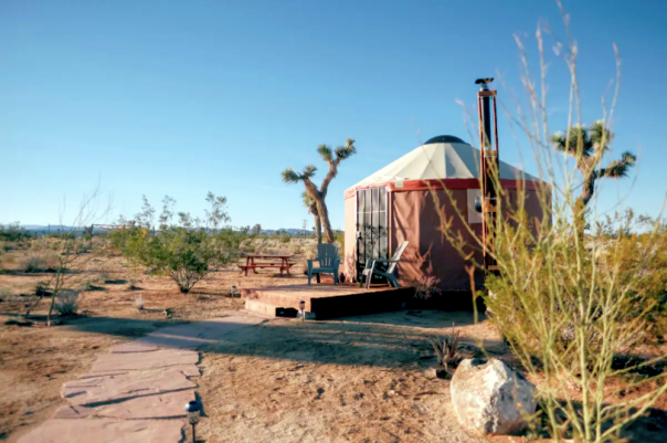 16 Rad Yurts You Can Sleep in to Restore Your Family's Zen