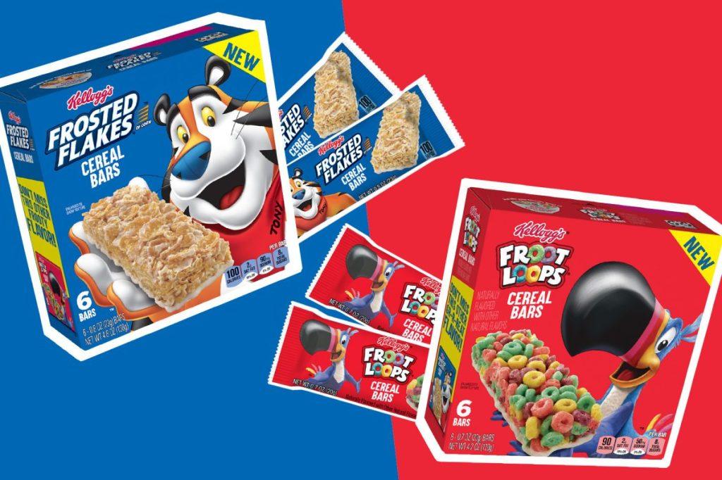 Kellogg's Cereal Bars