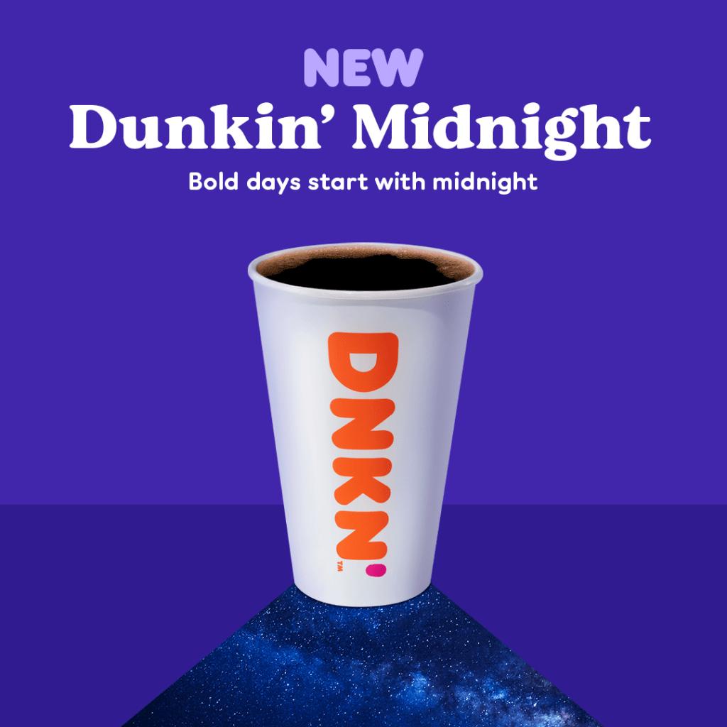 Dunkin Midnight