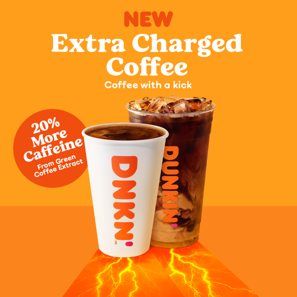 Extra Charged Coffee