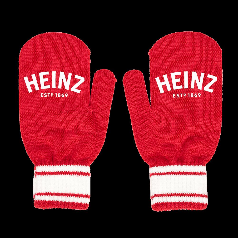 Heinz Holiday Mittens