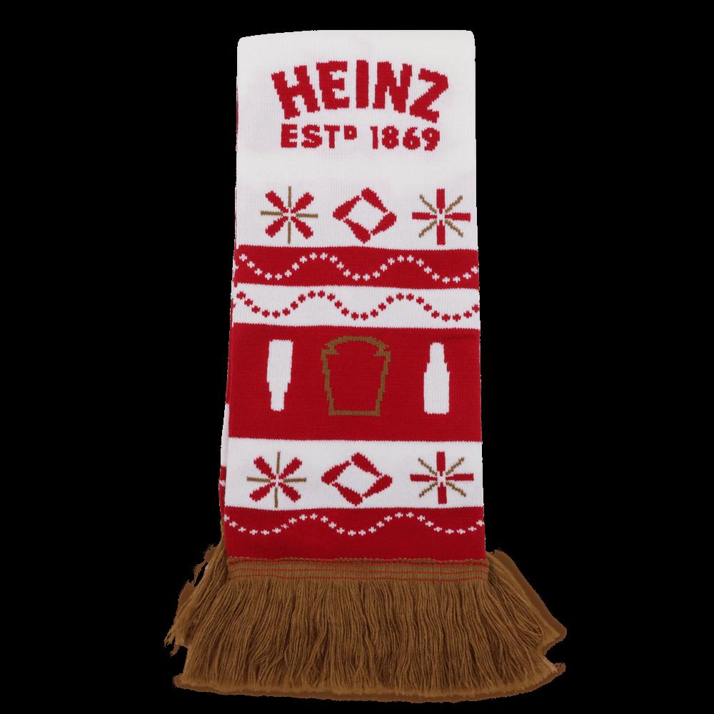 Heinz Holiday Scarf