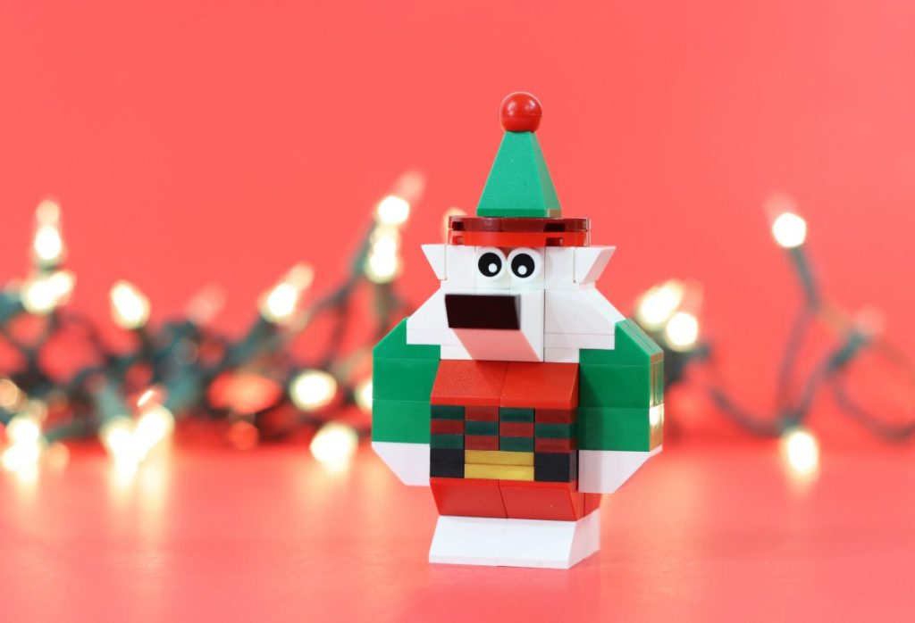 Build to Give - LEGO