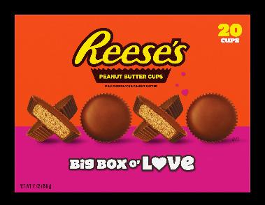 Reese's Big Box O' Love