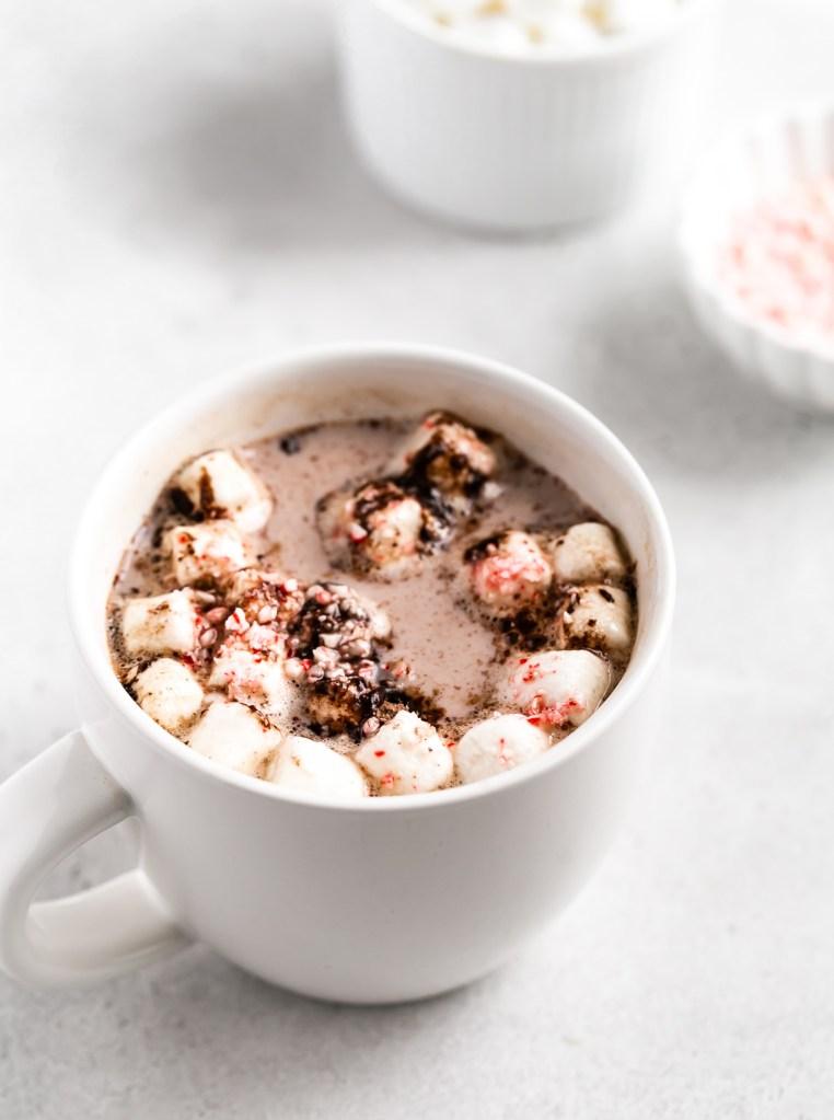Bombas de chocolate caliente ALDI