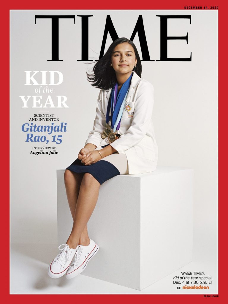 TIME Announces Kid of the Year & the Winner Is…