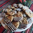 dipped cookies