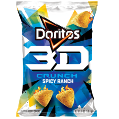 Doritos 3D Crunch