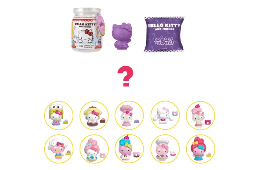 Mattel x Sanrio