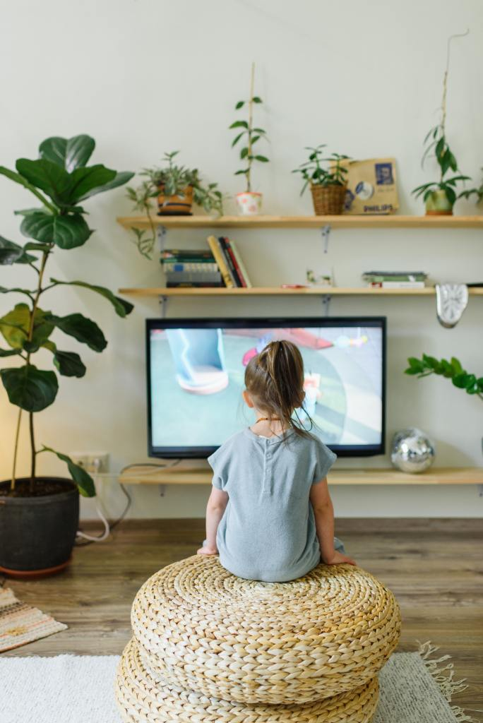 Study Finds That Kids Who Watch Too Much TV Cause Parents More of *This*