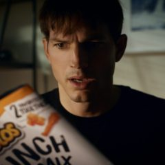 Ashton Kutcher - Cheetos