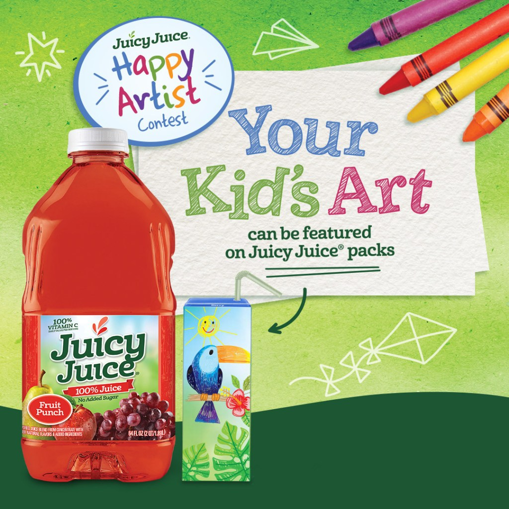 Juicy Juice Happy Artist