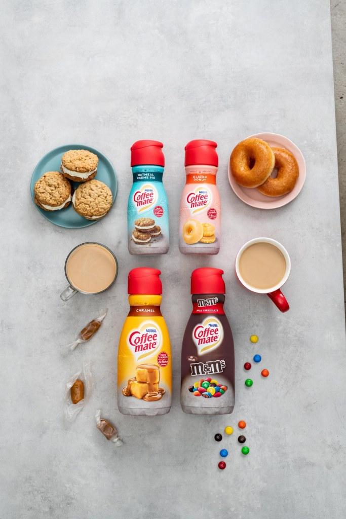 These 9 New Creamer Flavors Will Make Mornings Easier