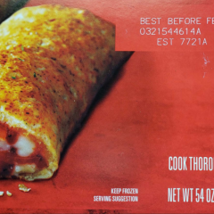 Hot Pocket Recall