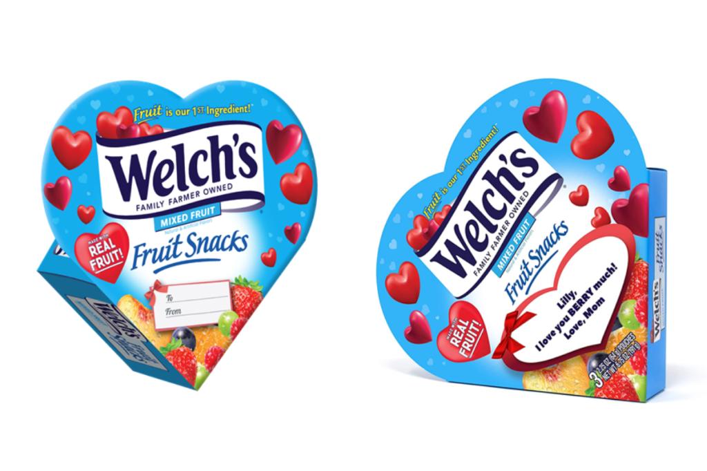 Welch's Valentine Heart