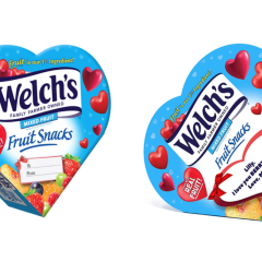 Welch's Valentine Heart