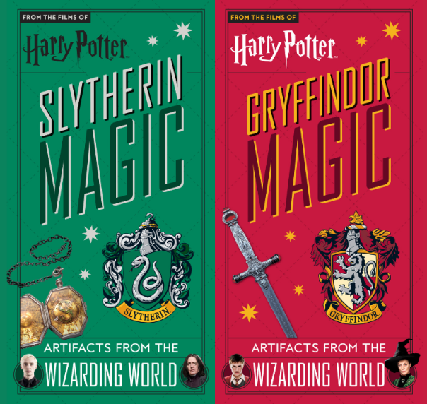 Grab Your Galleons: 4 New Harry Potter Books Are about to Drop