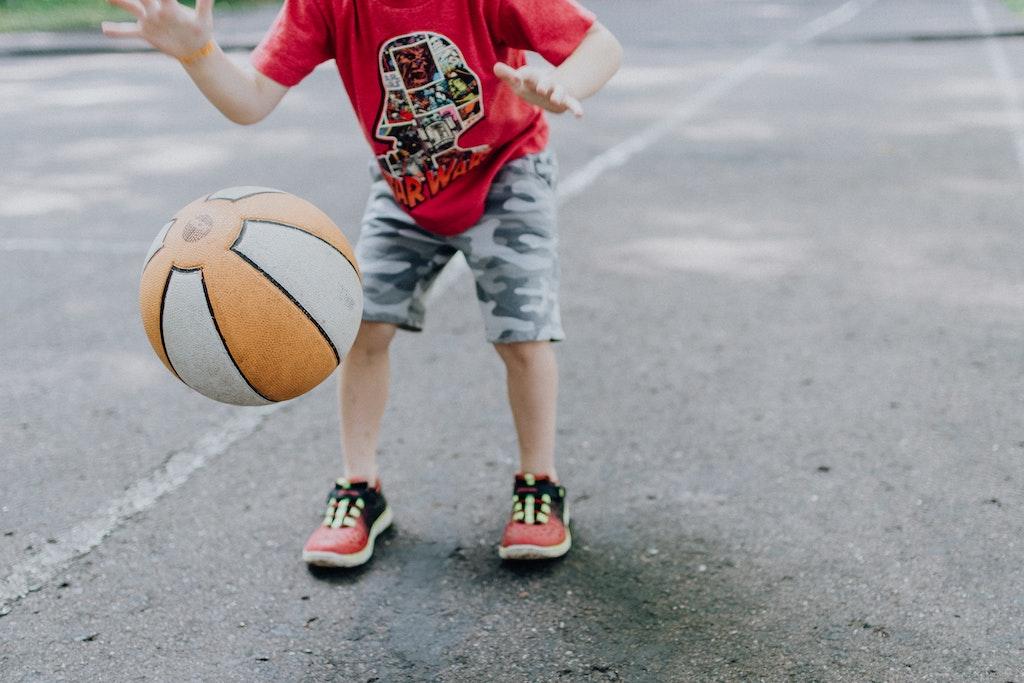kid basketball