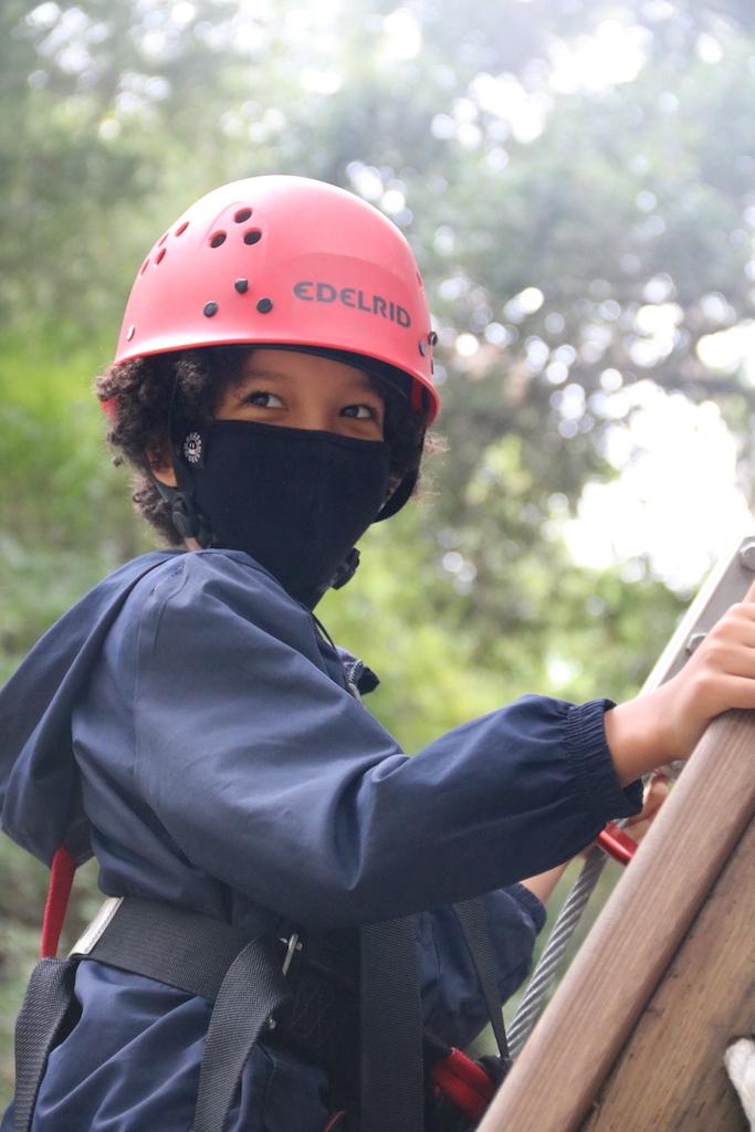 climbing day camp