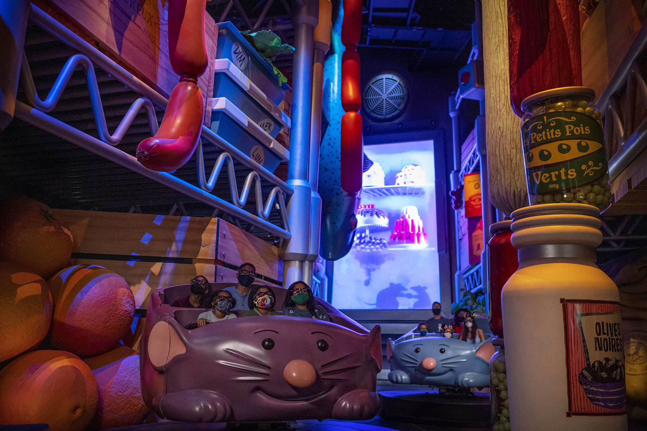 Remy's Ratatouille Adventure at EPCOT Finally Has an Opening Date