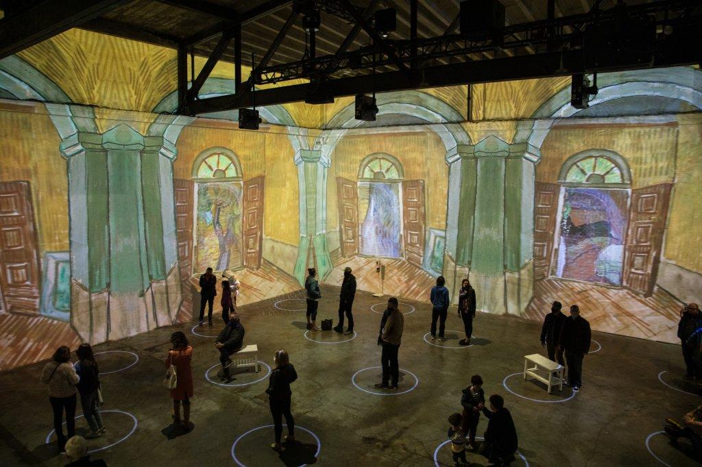 Immersive Van Gogh SF