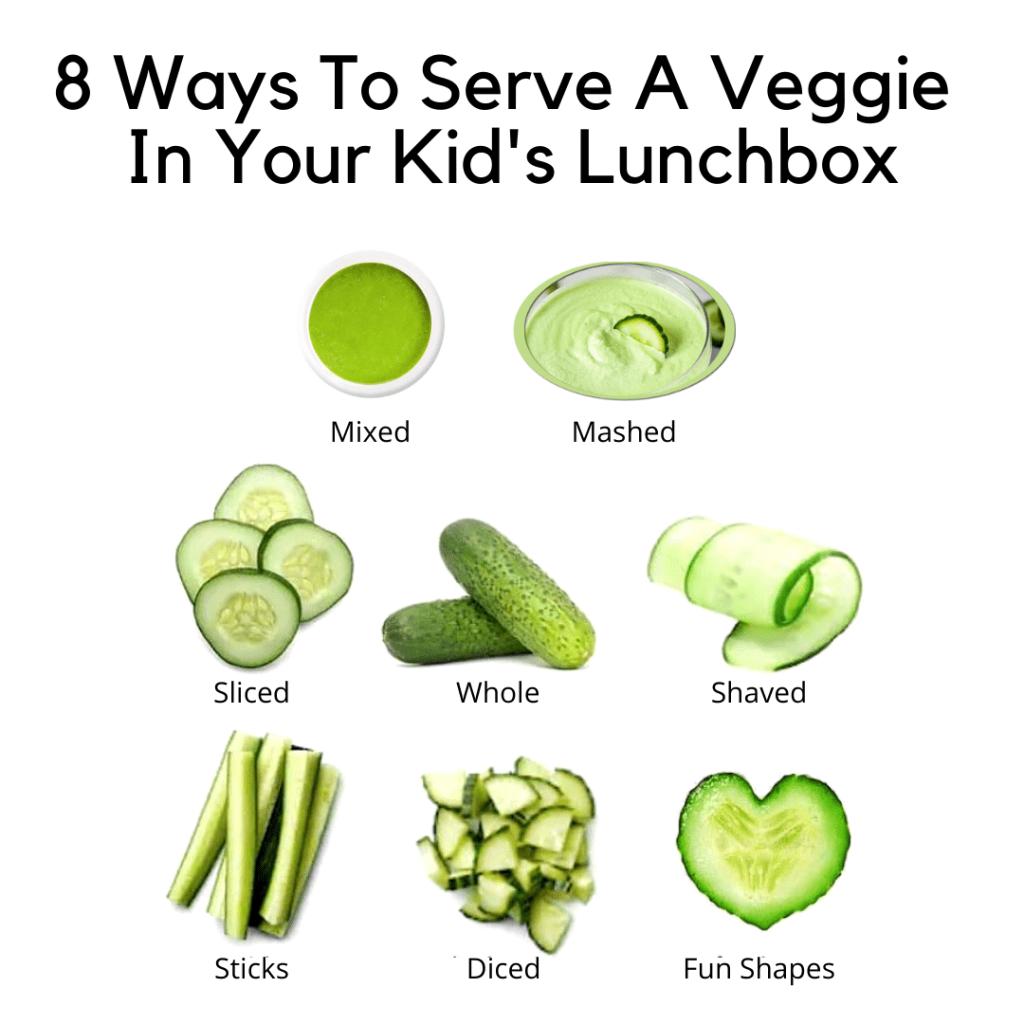 8 ways to serve a vegetable