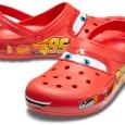 Lightning McQueen Clog